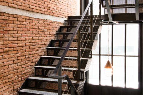 Treppen aus Stahl