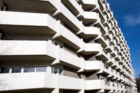 Balkonbrüstung Beton